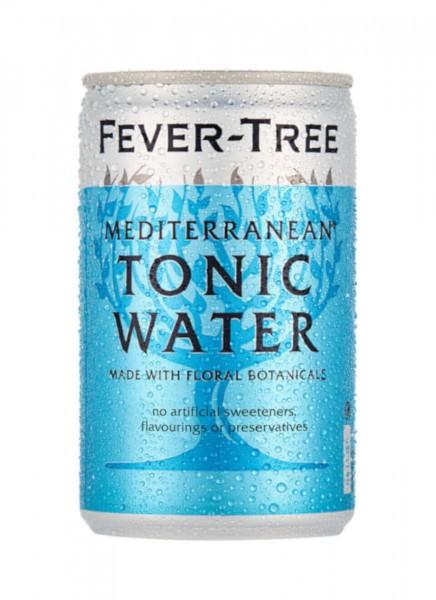 Fever-Tree Premium Mediterranean Tonic Water 0,15 L