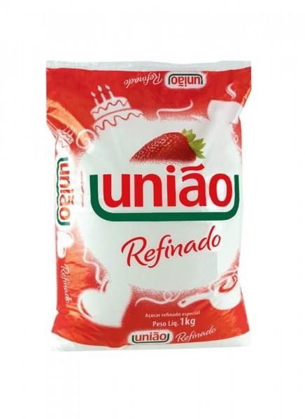 União Acucar weißer Rohrzucker 1 kg