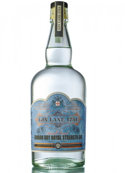 Gin Lane 1751 Royal Strength Gin 0,7 L