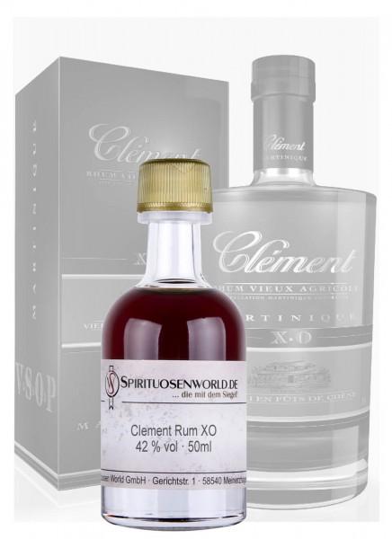 Clement Rum XO Tastingminiatur 0,05 L