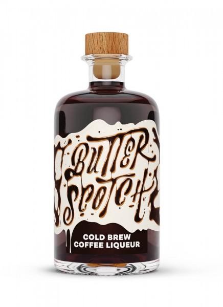 Butterscotch Original Cold Brew Coffee Liqueur 0,5 L