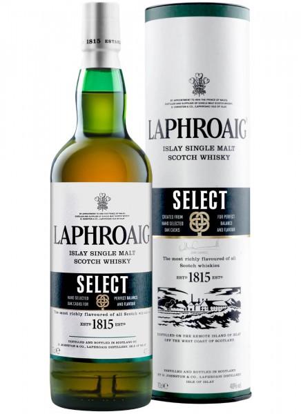 Laphroaig Select Islay Single Malt Scotch Whisky 0,7 L