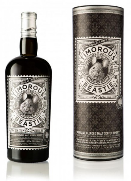 Timorous Beastie Highland Blended Malt Whisky 0,7 L