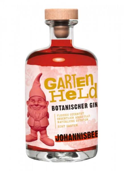 Gartenheld Johannisbeere Botanischer Gin 0,5 L