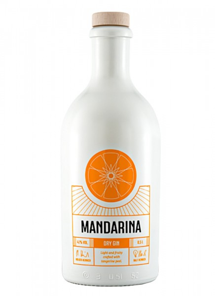 Mandarina Gin 0,5 L