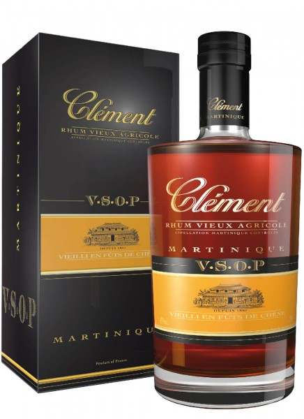 Clement Rum VSOP 0,7 L
