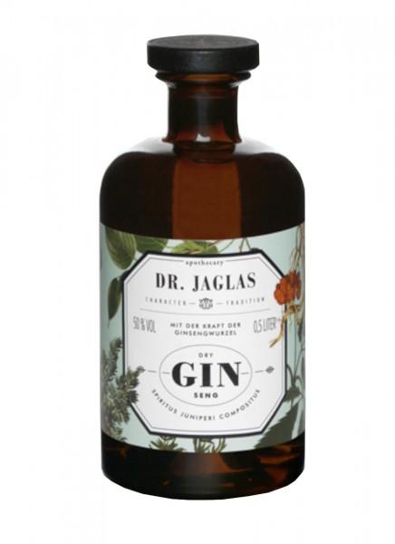 Dr. Jaglas Dry Gin-Seng 0,5 L