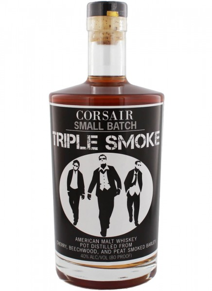 Corsair Triple Smoke Whiskey 0,7 L