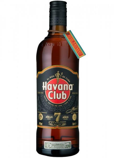 Havana Club Anejo 7 Years Rum 0,7 L