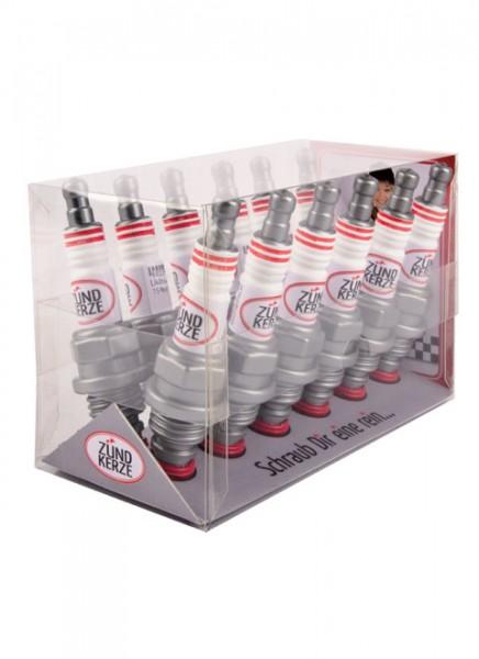 Krugmann Zündkerze Vodka mit Energy Likör 12er Minipack 0,24 L