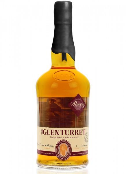 Glenturret Sherry Single Malt Scotch Whisky 0,7 L