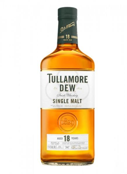 Tullamore Dew 18 Years Irish Whiskey Single Malt 0,7 L