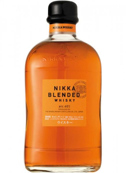 Nikka japanischer Blended Whisky 0,7 L