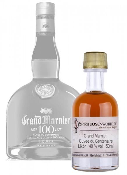Grand Marnier Cuvee du Centenaire Likör Tastingminiatur 0,05 L