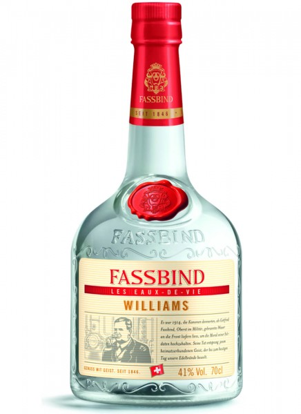 Fassbind Williams Les Eaux-de-Vie 0,7 L
