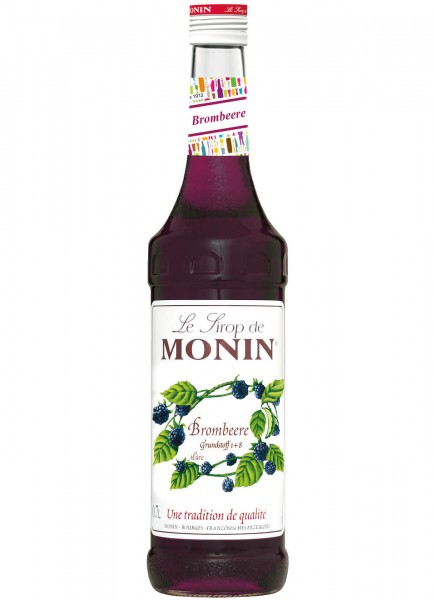 Monin Sirup Brombeer 0,7 L
