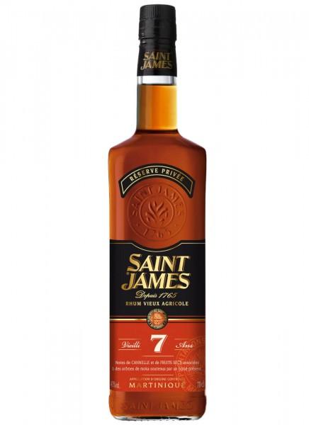Saint James Rhum 7 Jahre 0,7 L