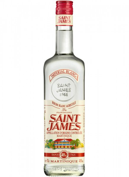 Saint James Imperial Blanc Rum 0,7 L
