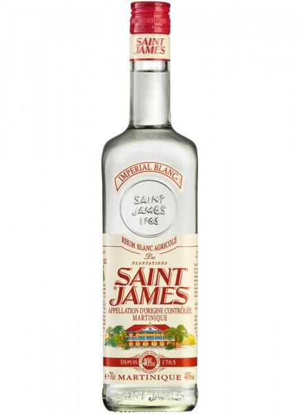 Saint James Imperial Blanc Rum 0,7 L