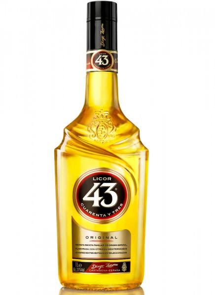 Licor 43 Cuarenta y Tres 1 L