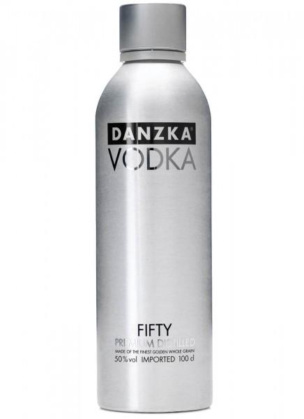 Danzka Vodka Fifty 1 L
