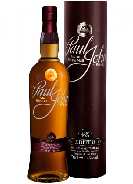 Paul John Edited Whisky 0,7 L