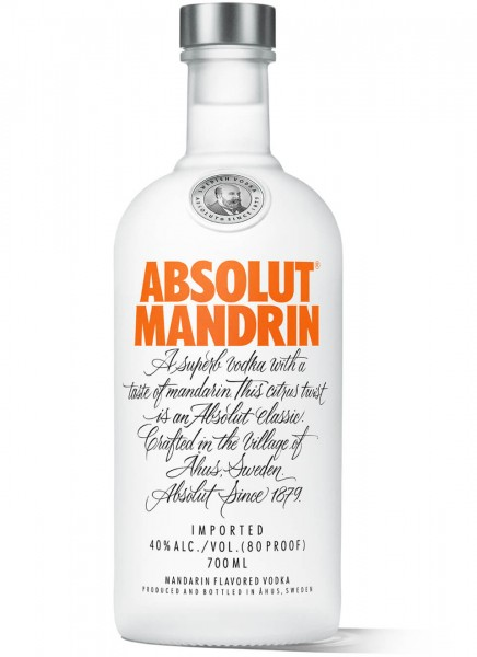 Absolut Vodka Mandrin 0,7 L