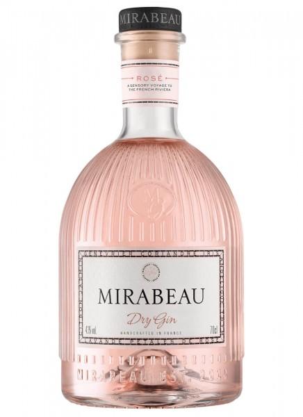 Mirabeau Rosé Dry Gin 0,7 L