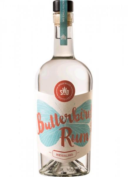 Spreewood Butterbird Weissling Rum 0,5 L