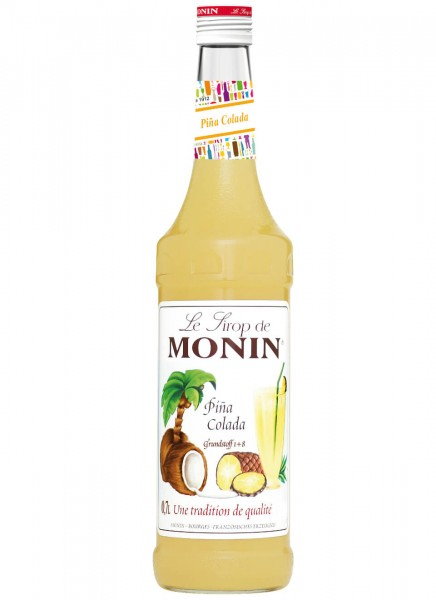 Monin Sirup Pina Colada 0,7 L