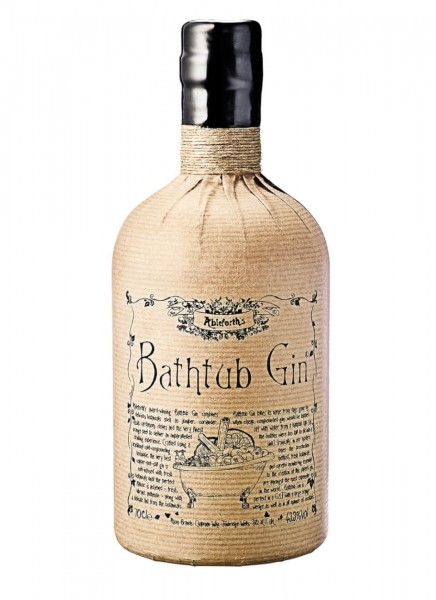 Ableforths Bathtub Gin 0,7 L