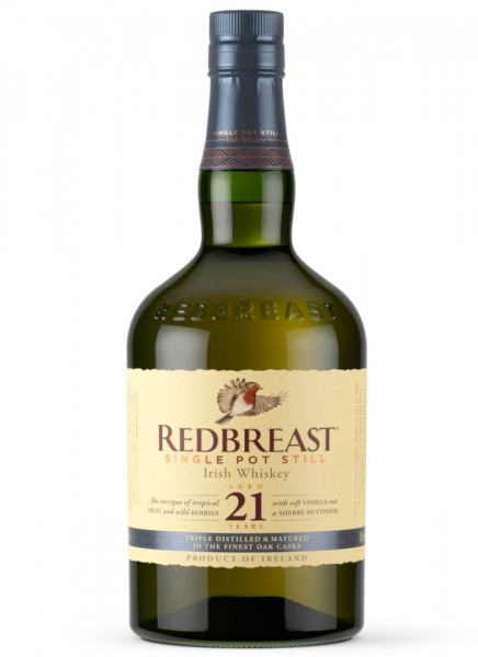 Redbreast 21 Jahre Irish Whiskey 0,7 L