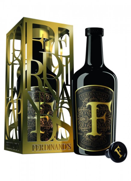 Ferdinands Saar Gin Goldcap 2020 0,5 L