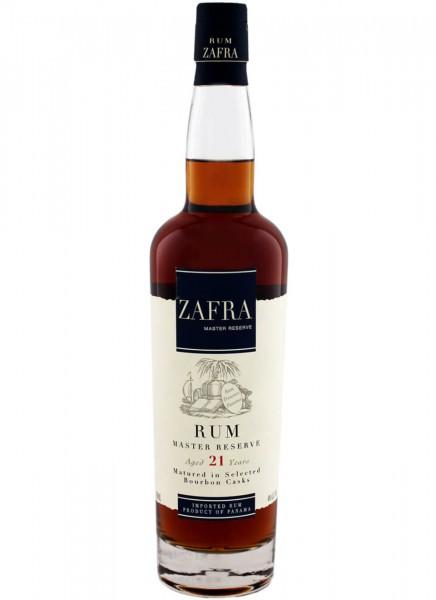 Zafra Master Reserve 21 Jahre Rum 0,7 L