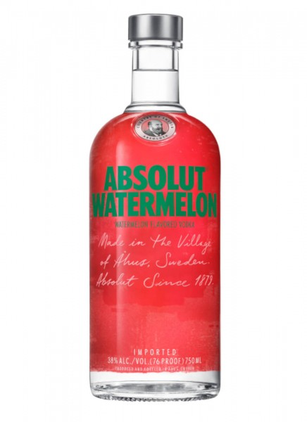 Absolut Watermelon Vodka 0,7 L