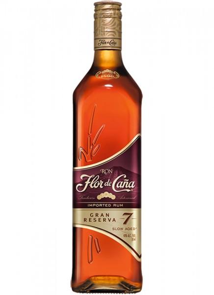Flor de Cana Gran Reserva 7 Jahre Rum 0,7 L