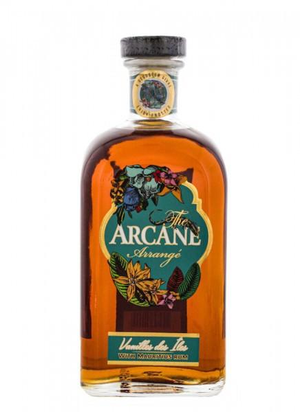 Arcane Arrangé Vanilles des Îles 0,7 L