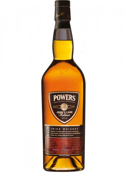 Powers Johns Lane Irish Whiskey 0,7 L