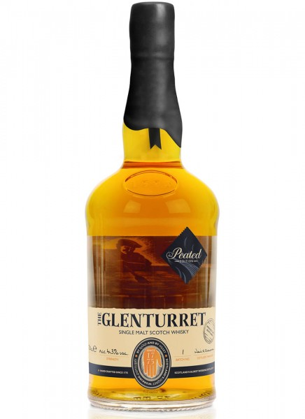 Glenturret Peated Single Malt Scotch Whisky 0,7 L