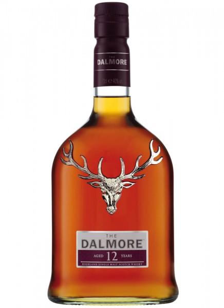 Dalmore 12 Years Highland Single Malt Scotch Whisky 0,7 L