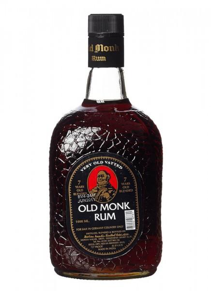 Old Monk Rum 7 Jahre 1 L