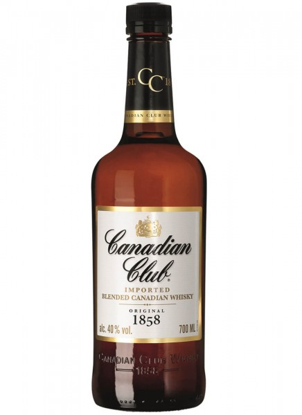 Canadian Club 6 Jahre Whisky 0,7 L