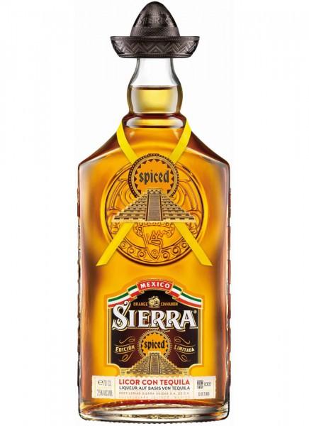 Sierra Reposado Spiced Tequila 0,7 L
