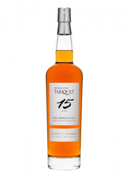 Domaine Tariquet Pure Folle Blanche 15 Jahre Bas-Armagnac 0,7 L