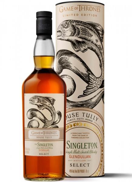 The Singleton of Glendullan Game of Thrones Edition Whisky 0,7 L