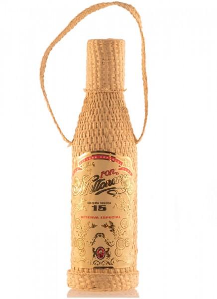 Ron Millonario Solera 15 Jahre Rum 0,7 L