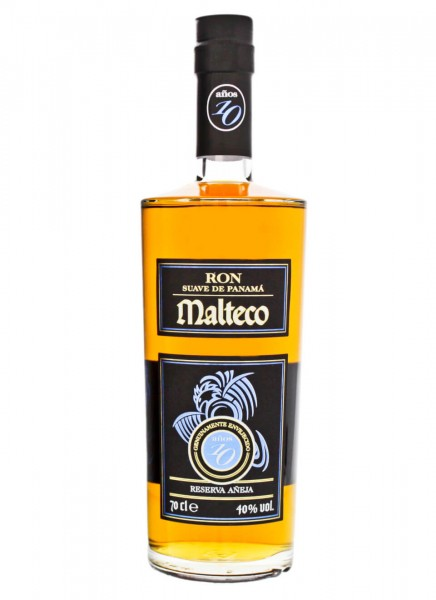 Malteco 10 Jahre Rum 0,7 L