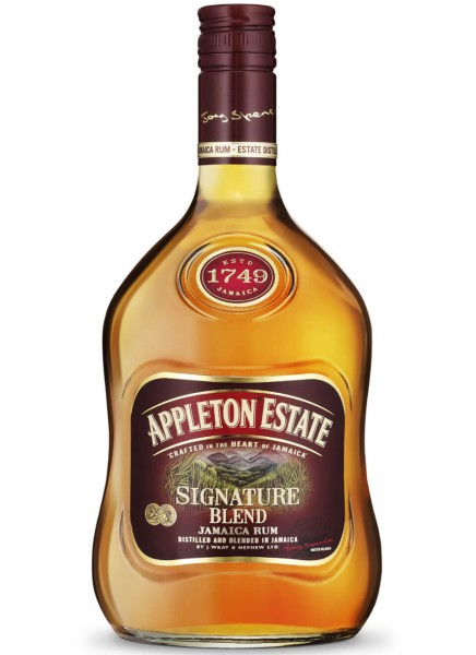 Appleton Estate Signature Blend Rum 0,7 L