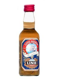Linie Aquavit Mini 0,04 L