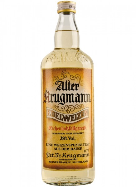 Alter Krugmann Doppelkorn 0,7 L